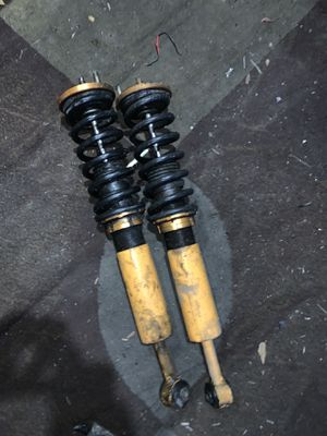 Max speeding rear coilovers for Sale in Plantation, FL