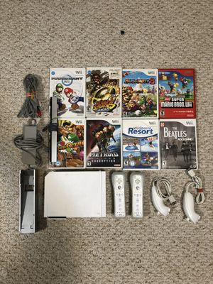 Wii Bundle for Sale in Fairfax, VA