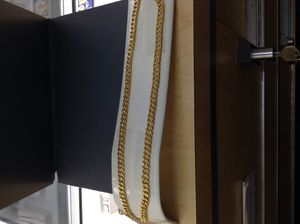 22kt florida cuban chain for Sale in Chicago, IL