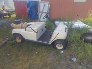 Golf cart with 440 twin for Sale in Chase, MI