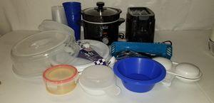 Kitchen supplies for Sale in Manassas, VA