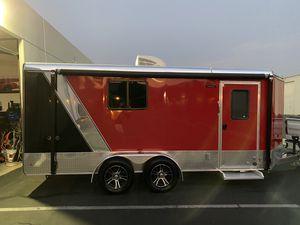 All Aluminum Construction 16 x 7 Custom trailer for Sale in Huntington Beach, CA