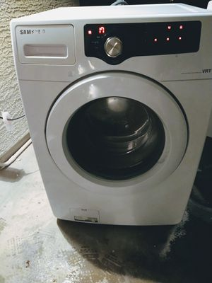 😳🌟🌞 METICULOUSLY MAINTAINED SAMSUNG VTR FRONT LOAD WASHER👍👍👍 for Sale in Mesa, AZ