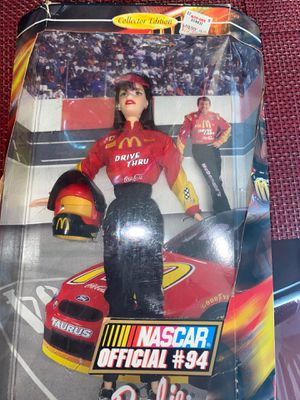 NASCAR official #94 Barbie-Collector edition for Sale in Baldwin Park, CA