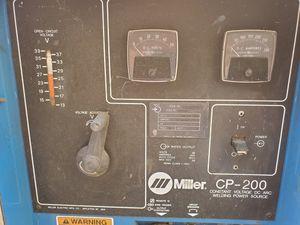 Miller CP 200 welder for Sale in Medford, OR