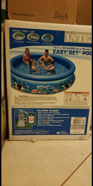 Pool and filter for Sale in Sunrise, FL