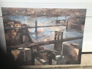 Canvas painting for Sale in Cleveland, OH