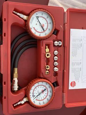 Mac tools oil pressure gauge set for Sale for sale  Virginia Beach, VA