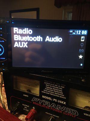 Pioneer Bluetooth aux usb Pandora $130 no trades for Sale in Los Angeles, CA