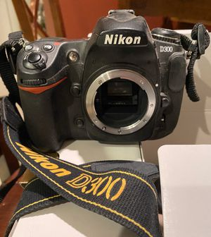 Nikon D300 DSLR Camera for Sale in Irvine, CA