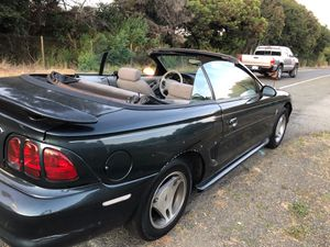 1998 Ford Mustang convertible for Sale in Vallejo, CA