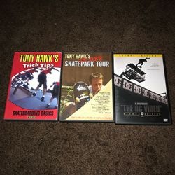 Tony Hawk DVD Collection for Sale in Sanger,  CA