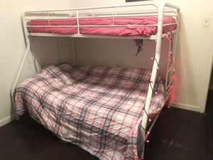 Twin Over Full Bunk Bed for Sale in Midland, TX