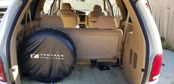 1996 chrystler wheelchair van
