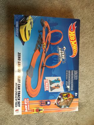 Brand new hot wheels track set for Sale in North Bend, WA