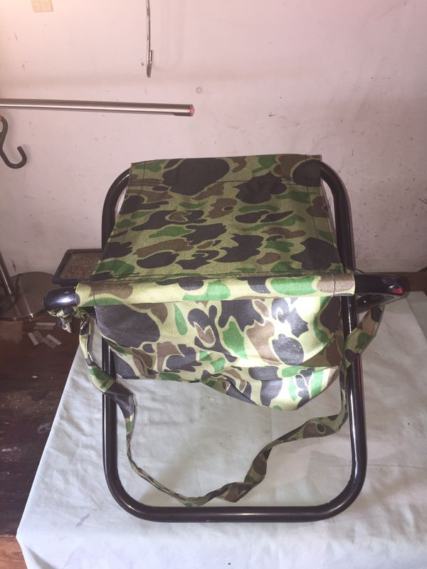 Hunting or camping chair