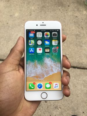 iPhone 6s rose gold for Sale in Severn, MD