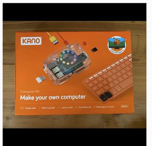Kano Computer Kit- Make Your Own Computer for Sale in Mililani, HI