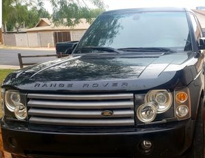 2005 RANGE ROVER FRONT END PARTS ONLY for Sale in Mesa, AZ