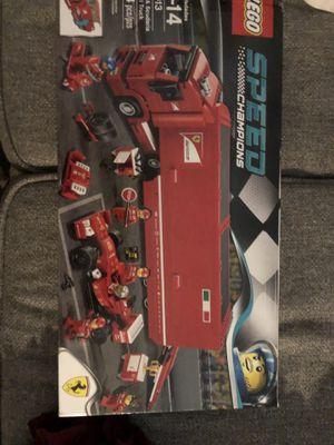 LEGO Speed champions Ferrari NIB sealed for Sale in Wenatchee, WA