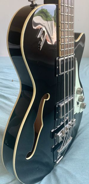 Duesenberg electric bass guitar for Sale in Pittsburgh, PA