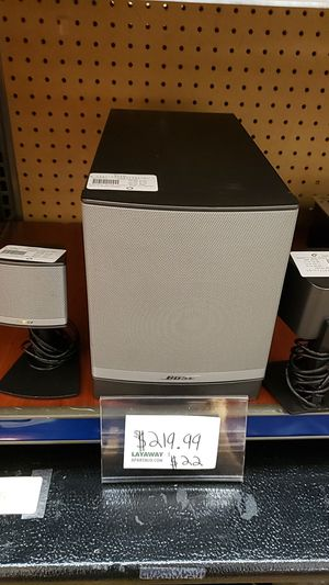Bose Surround Sound System for Sale in Chicago, IL