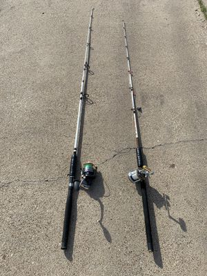 Rod and Reels for Sale in Fort Worth, TX