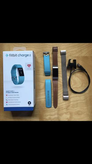 Fitbit Charge 2 for Sale in Chicago, IL
