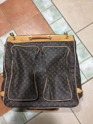 Louis Vuitton monogram canvas garment bag for Sale in Coachella, CA