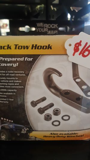 Tow hook -Jeep for Sale in Pittsburg, CA