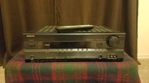 Onkyo stereo receiver for Sale in Round Rock, TX