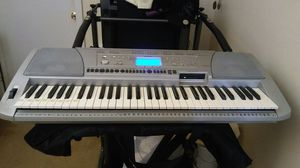 Yamaha psr 450 Keyboard good condition.$600 for Sale in Harrisonburg, VA