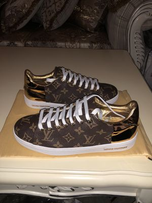 Brand New Louis Vuitton Sneakers Great Price!!! for Sale in Bronx, NY