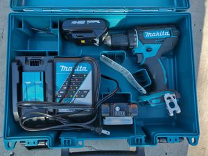 Makita 1/4 inch brushless drill for Sale in Los Angeles, CA