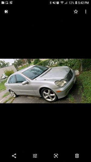 Mercedes C230 for Sale in High Point, NC