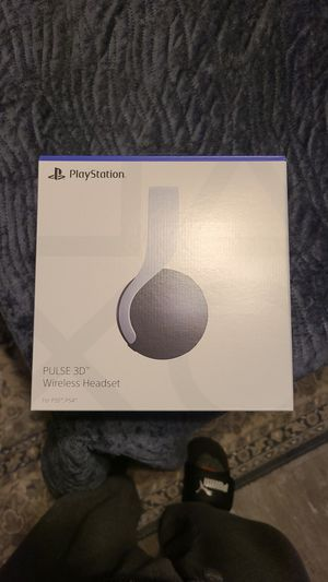 PlayStation PULSE 3D Wireless Headset for Sale in Acworth, GA