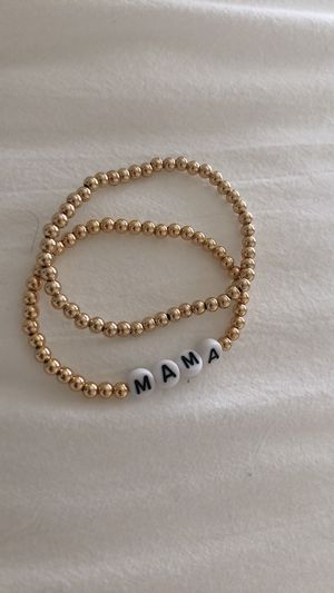 14k gold plated bracelets for Sale in Los Angeles, CA