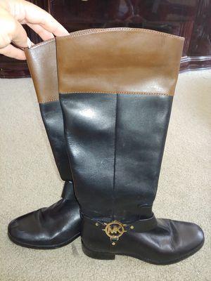 Michael Kors knee high boots for Sale in Trenton, NJ
