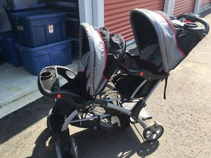 Baby Trend double stroller, $75 cash for Sale in Four Oaks, NC