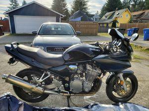 2002 suzuki bandit 600cc for Sale in Tacoma, WA
