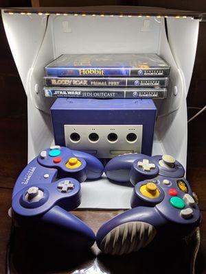 GameCube console and rare games for Sale in Modesto, CA