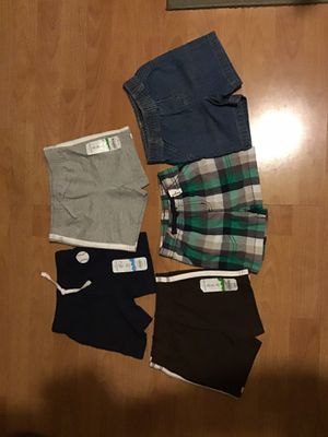 New 5 pieces shorts 12 months for Sale in Los Angeles, CA