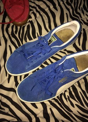 Blue Pumas for Sale in West Palm Beach, FL