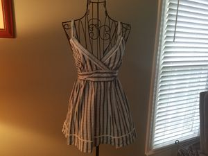 Levi's Plaid Sleeveless Top, Size L for Sale in Roswell, GA
