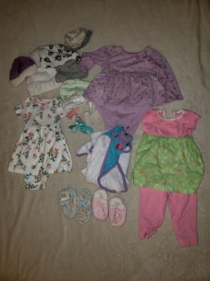 Newborn Baby Girl Clothes for Sale in San Diego, CA