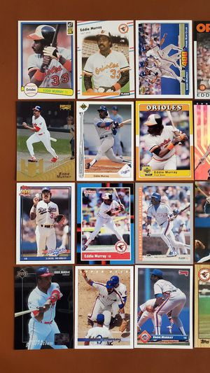 Baseball Cards - Eddie Murray for Sale in Noblesville, IN