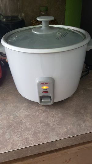 Aroma Crock pot used like new for Sale in Humble, TX