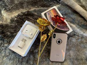 IPhone X max for Sale in Bridgeport, CT