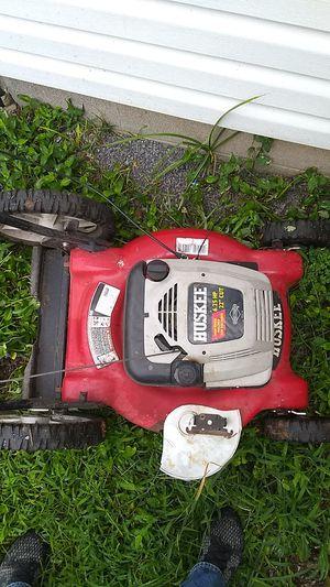 Huskee push mower for Sale in Murfreesboro, TN