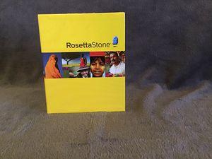 Italian Rosetta Stone Learning Software for Sale in Gilbert, AZ